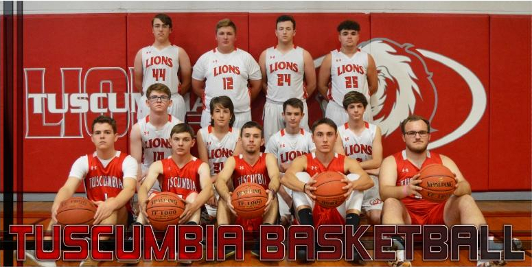 Lions Basketball Team